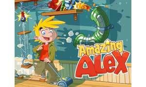 """Eigentlich ist """"Amazing Alex"""" gar kein neuer Titel. Er wurde bereits als """"Casey's Contraptions"""" im AppStore veröffentlicht - und ist inzwischen wieder daraus verschwunden."""