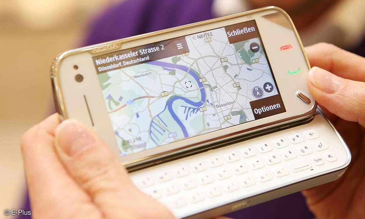 Smartphone, N97