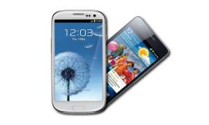 Galaxy S3 und Galaxy S2 im Vergleich