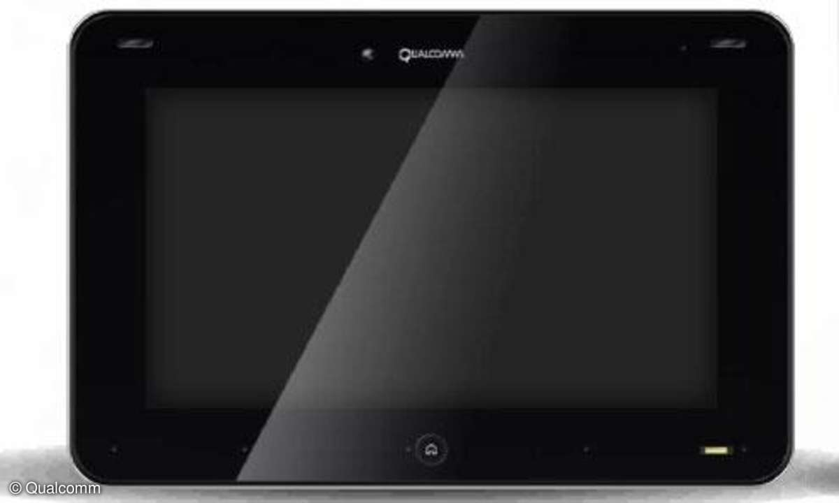 Qualcomm-Tablet