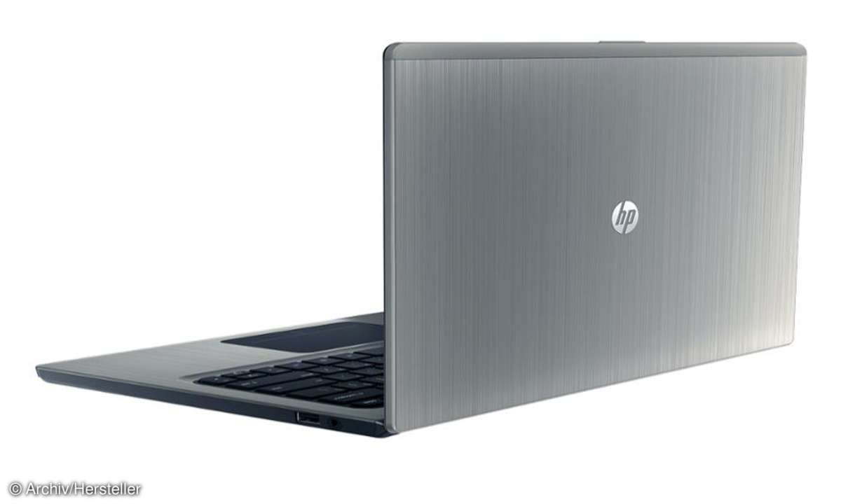 Ultrabook HP Folio 13-2000 im Test