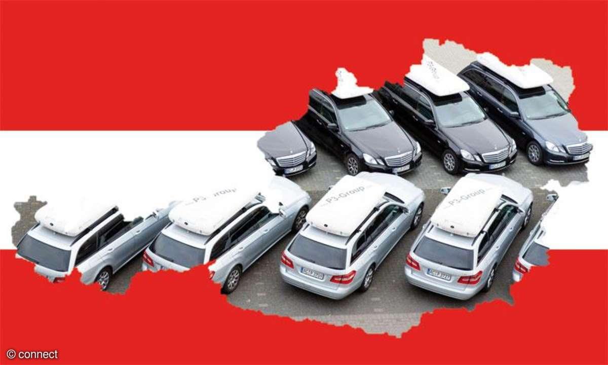 Netztest Österreich 2012