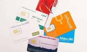 E-Plus SIM-Karten