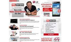 Bild.de, Volks-Smartphone
