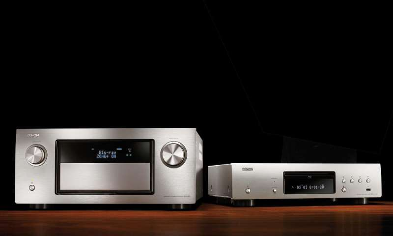 Denon AVR-4520 + DBT-3313 UD in the Test