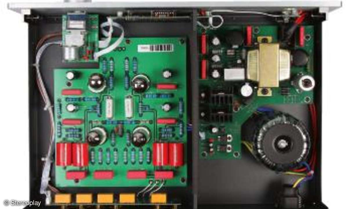 stereoplay, verstärker, audreal, audiolab