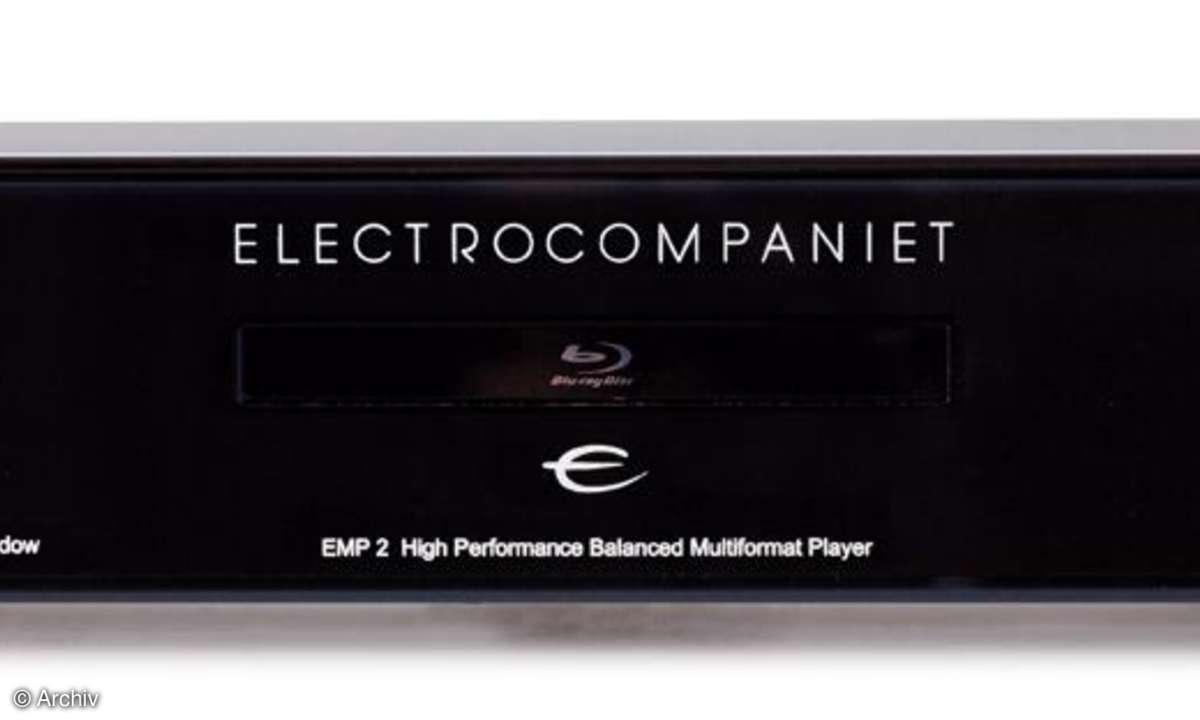 Electrocompaniet EMP 2