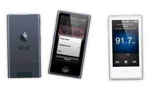 Der iPod Nano kommt künftig mit einem deutlich größeren Display daher.