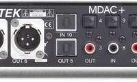 Restek MDAC+ - Anschlüsse