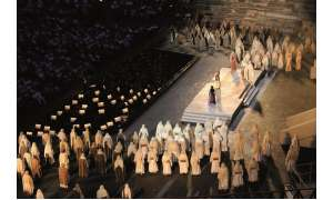 Aida Opernszene