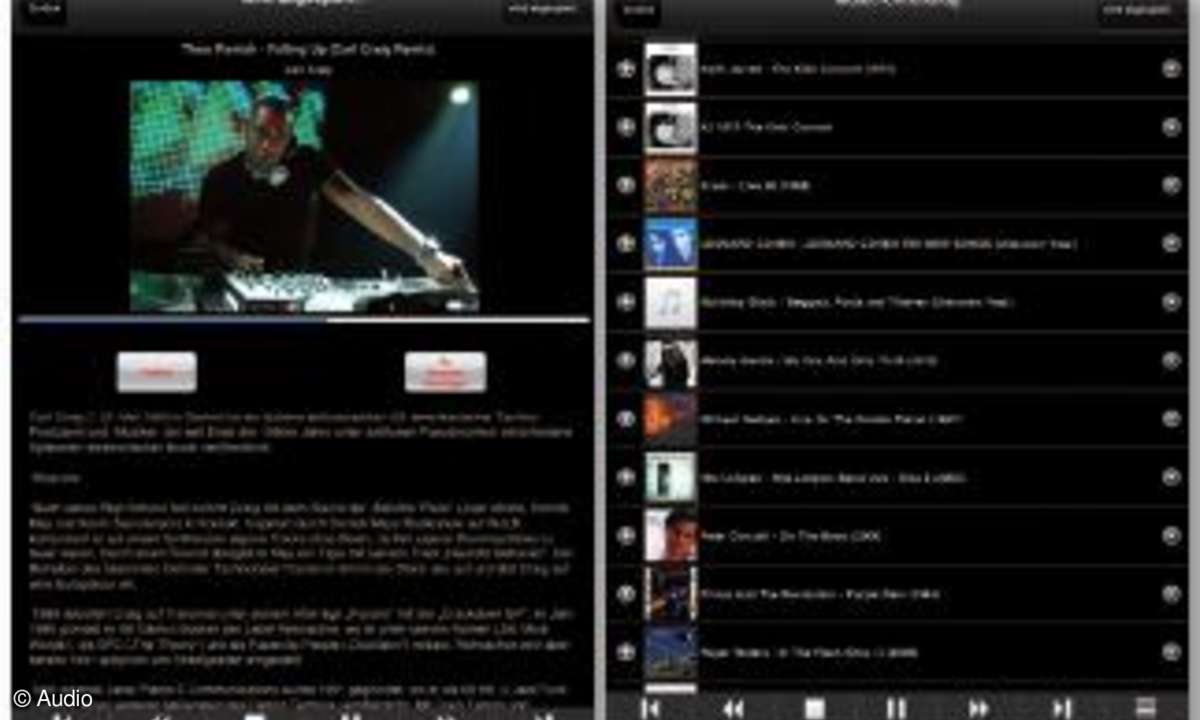 audio, trigon, chronolog, netzwerkplayer, musikserver, hifi, cd