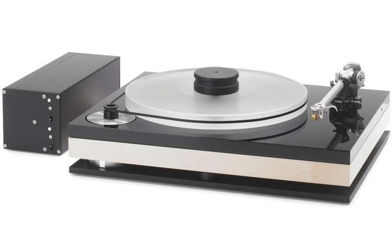 Plattenspieler Bauer Audio Dps2 Und Dps 3 It Connect