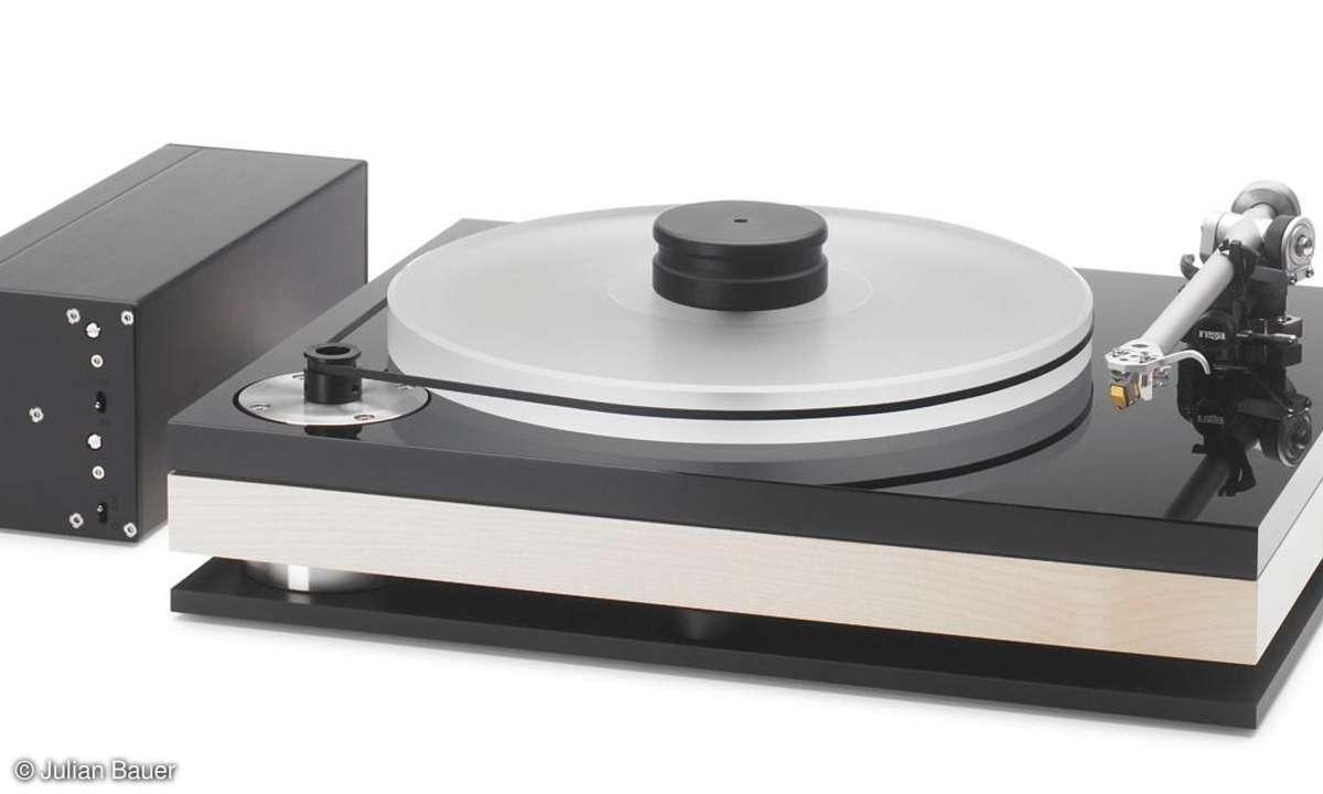 Bauer Audio DPS 2 + Rega ST 700
