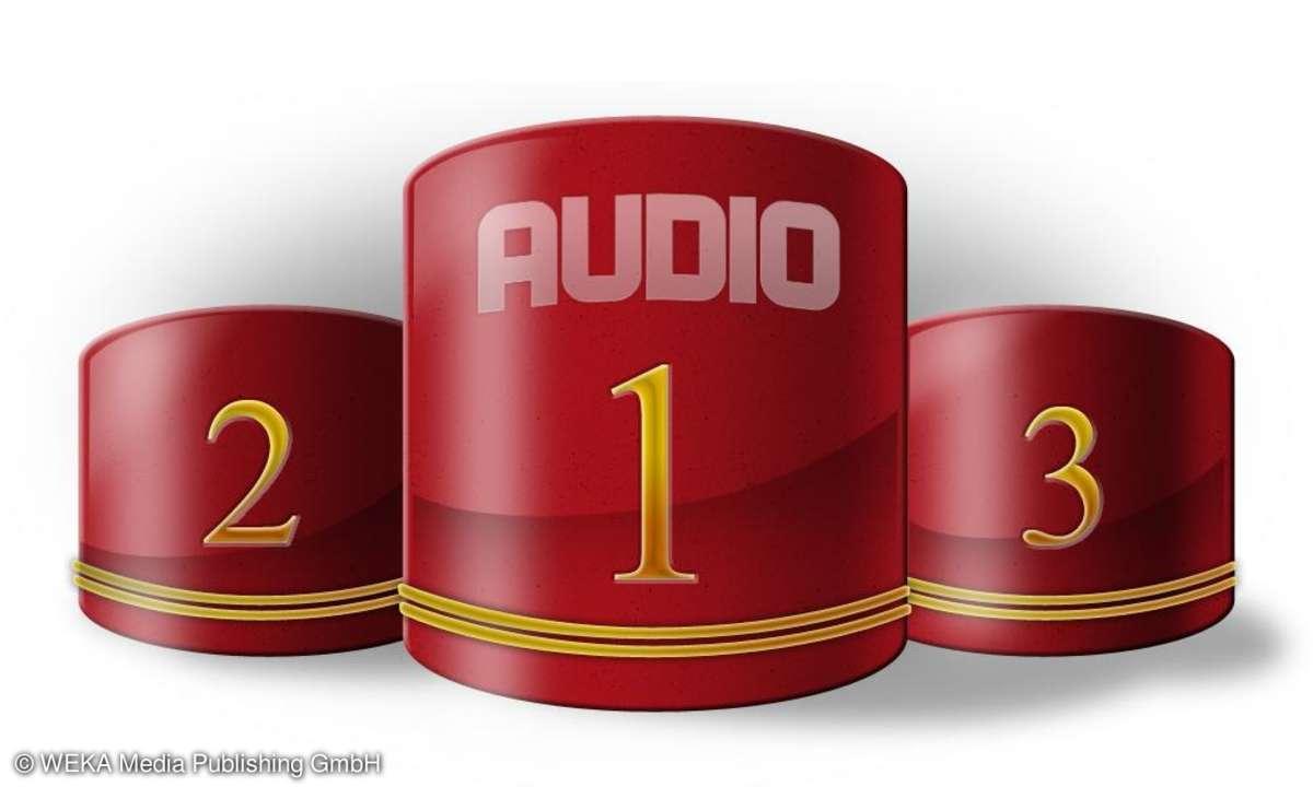 Audio Bestenliste