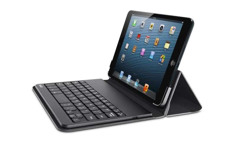 belkin bringt h lle mit tastatur f rs ipad mini connect. Black Bedroom Furniture Sets. Home Design Ideas