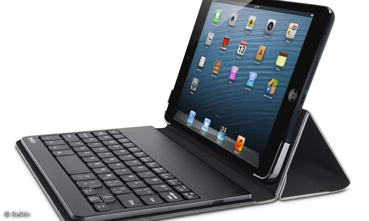 Belkin Portable Keyboard Case für's iPad mini