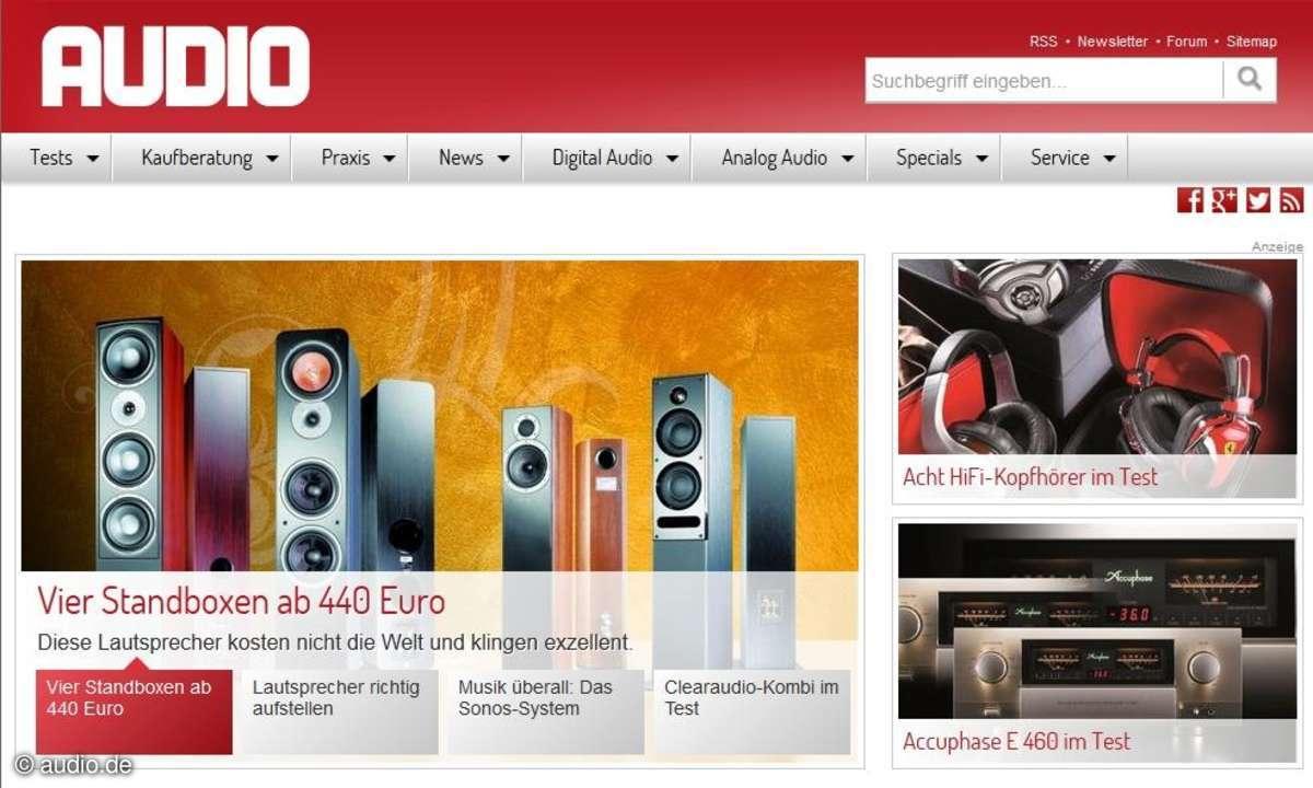 audio.de
