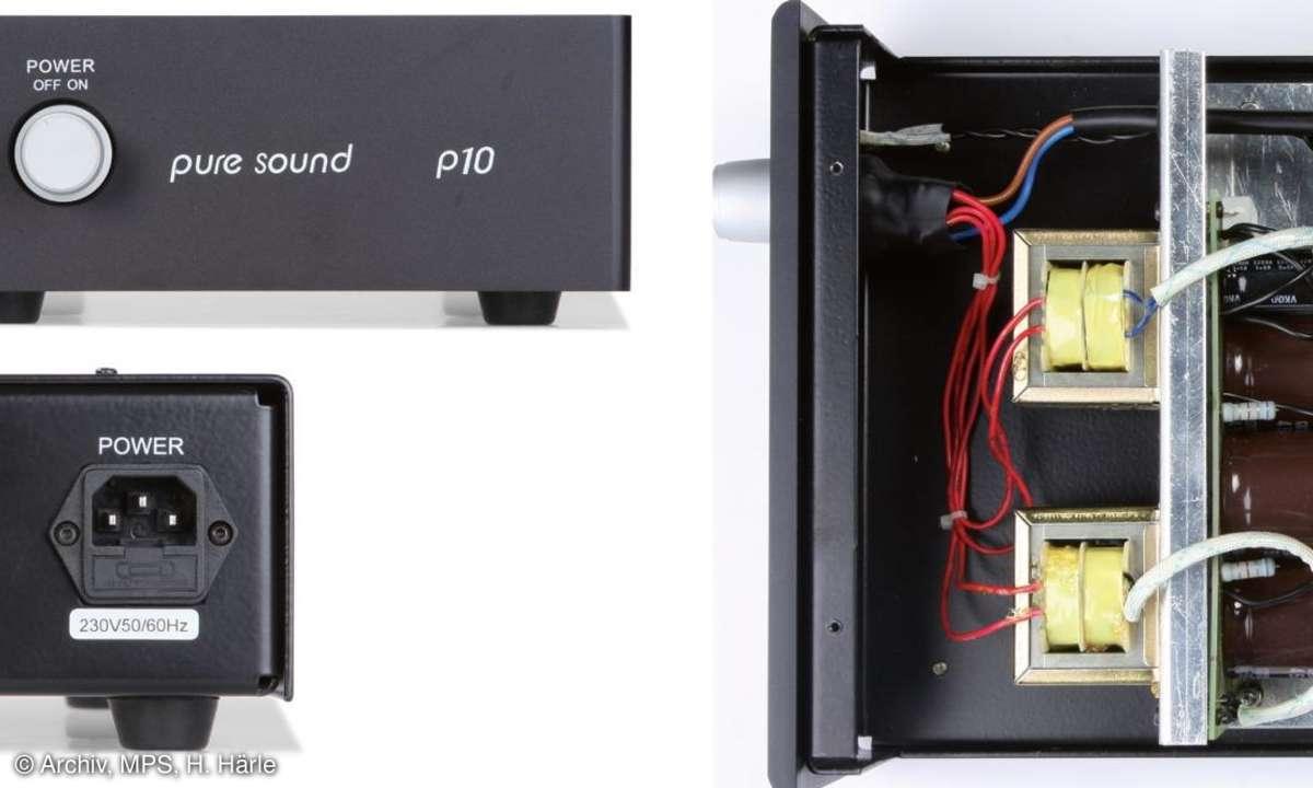 Pure Sound P-10/T-10