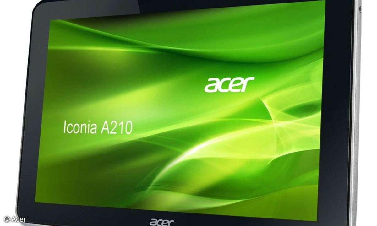 Acer Tablet-PC Iconia A210