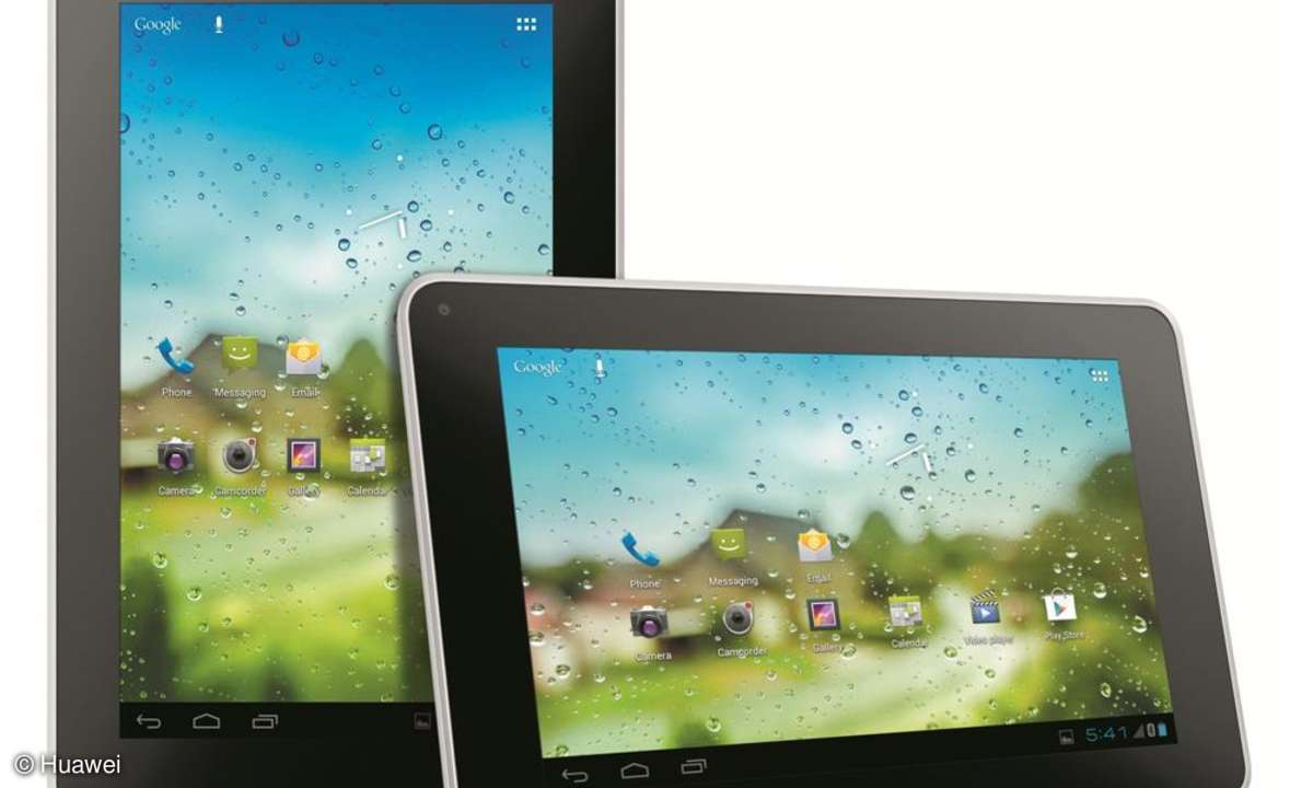 Huawei Mediapad Lite 7, 7-Zoll-Tablet