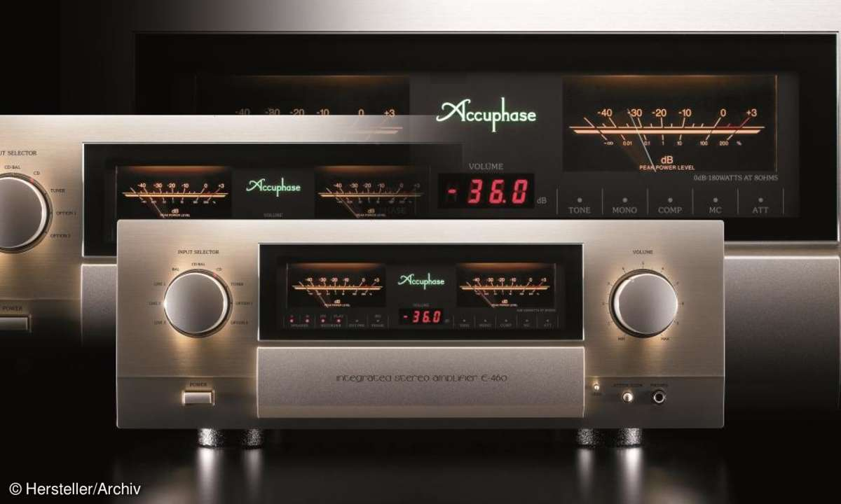 Accuphase E 460