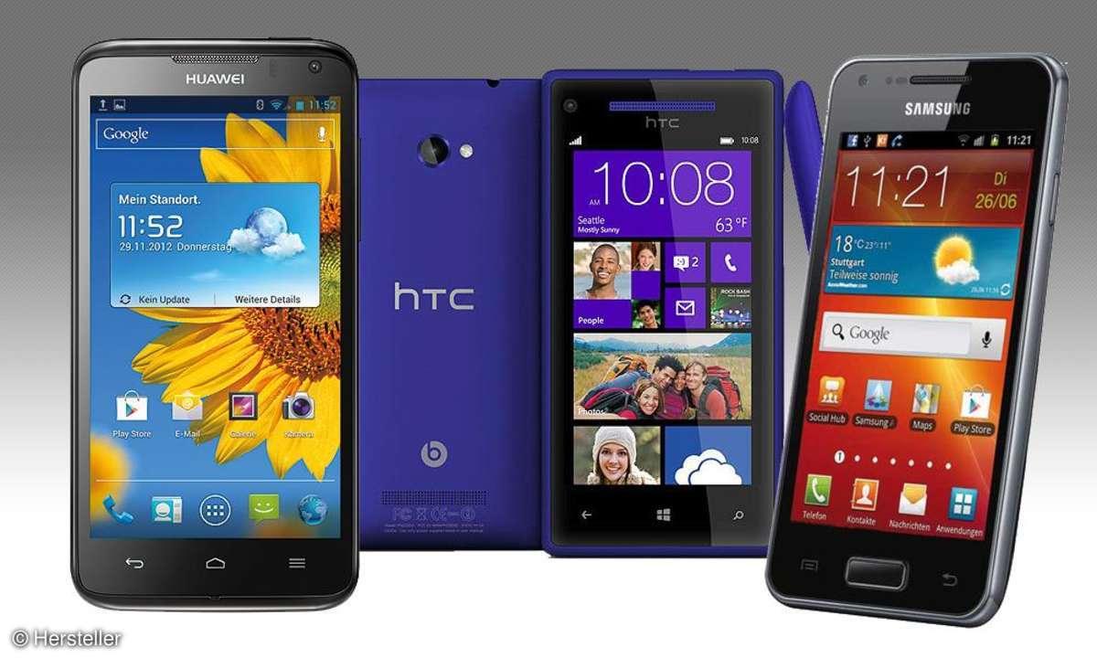 Windows-Phones als Android Alternative?