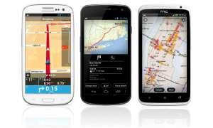 Tomtom Navi App für Android