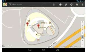 Google Indoor Maps, Mercedes Benz Museum