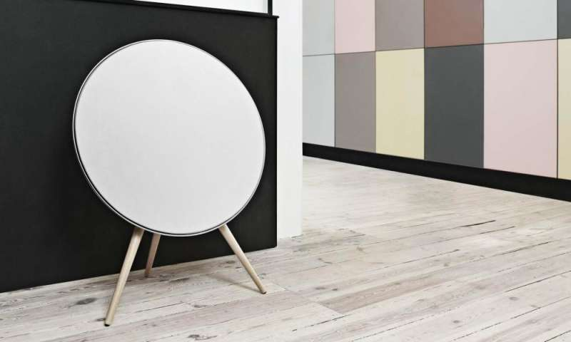 b o beoplay a9 gewinnt if design preis 2013 connect. Black Bedroom Furniture Sets. Home Design Ideas