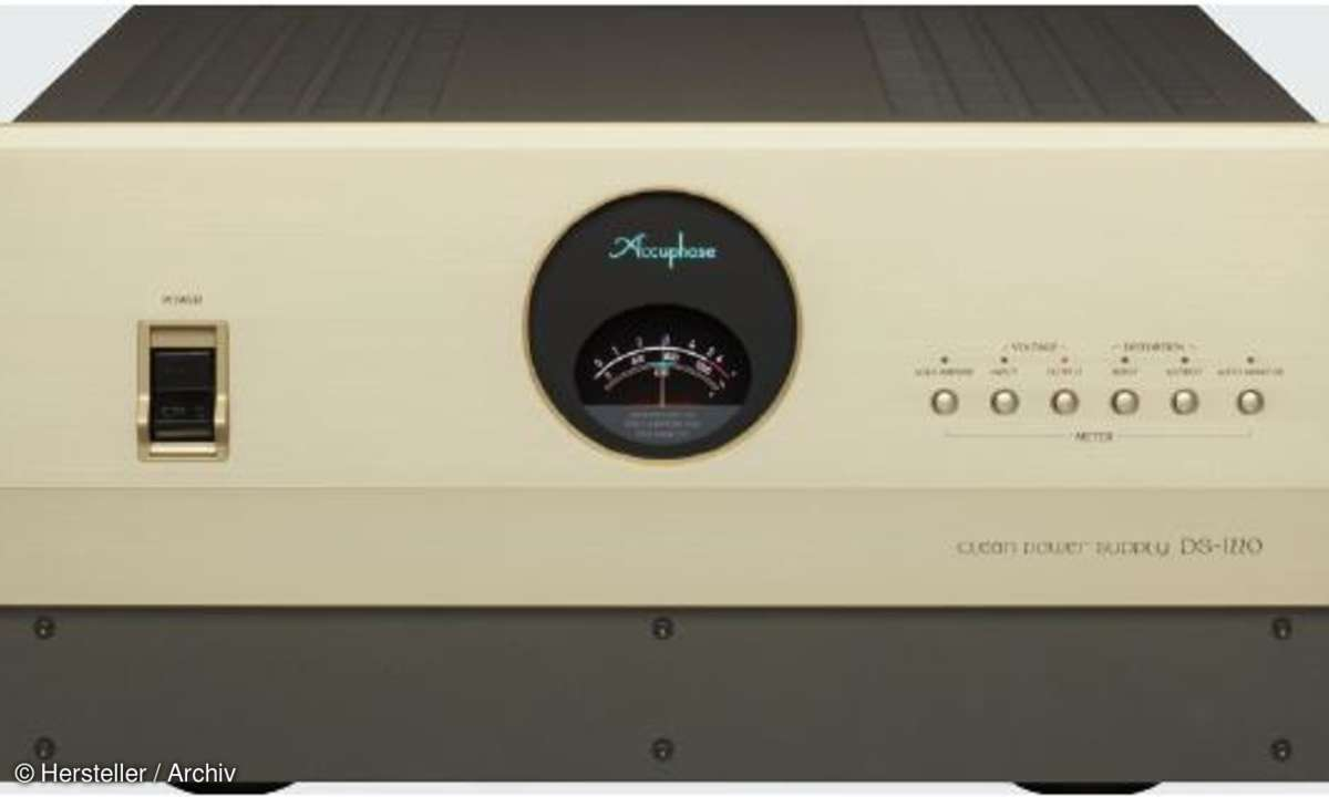 Accuphase PS 1220