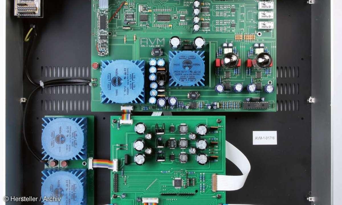 AVM Evolution CD 5.2