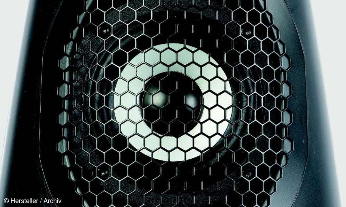3-Zoll-Breitbänder für den Mittelhochtonbereich