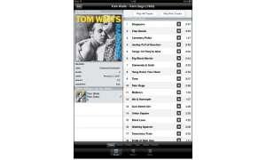 iPad Bedienkonzept und Benutzeroberfläche