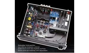 NAD C 390DD - Schaltungsaufbau