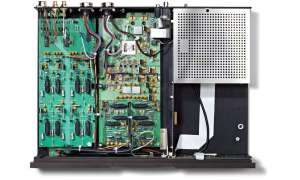 Naim NDS + XPS - Netzwerk-Abteil