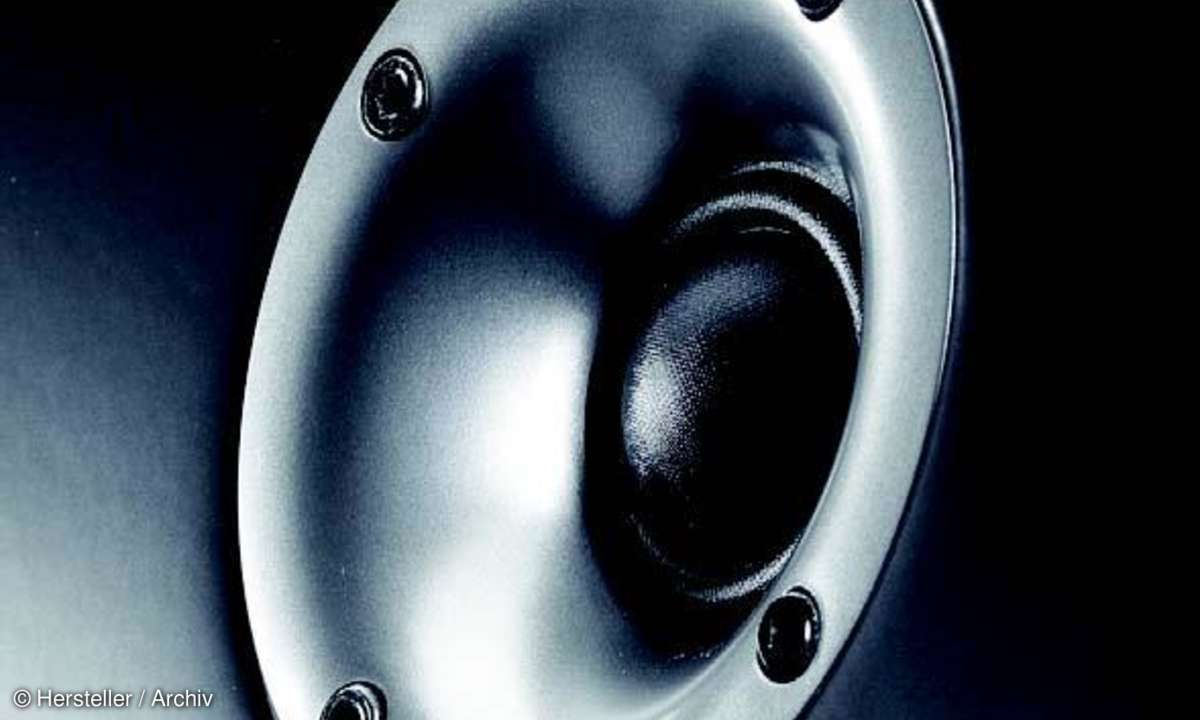 Teufel T500 MK2 - Waveguide