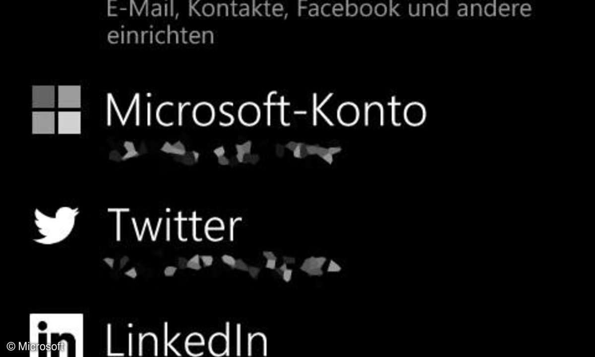 Konten Windows Phone 8