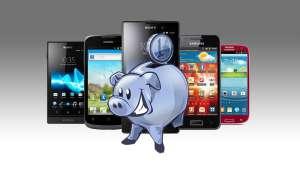 Smartphones nach Preisklassen