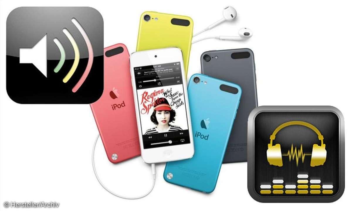 Apple iPod FLAC-Apps