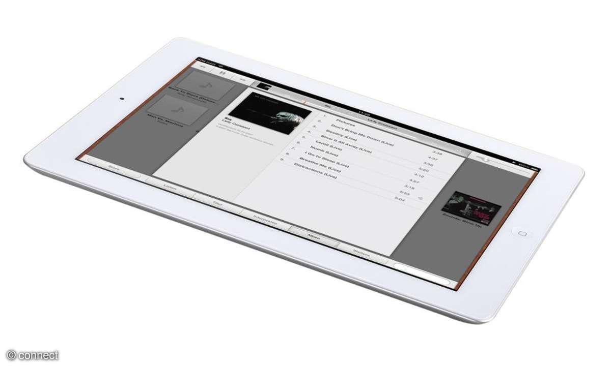 Apple iPad 4 - Gehäuse
