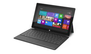Das Tablet Microsoft Surface Type als Mini-Laptop