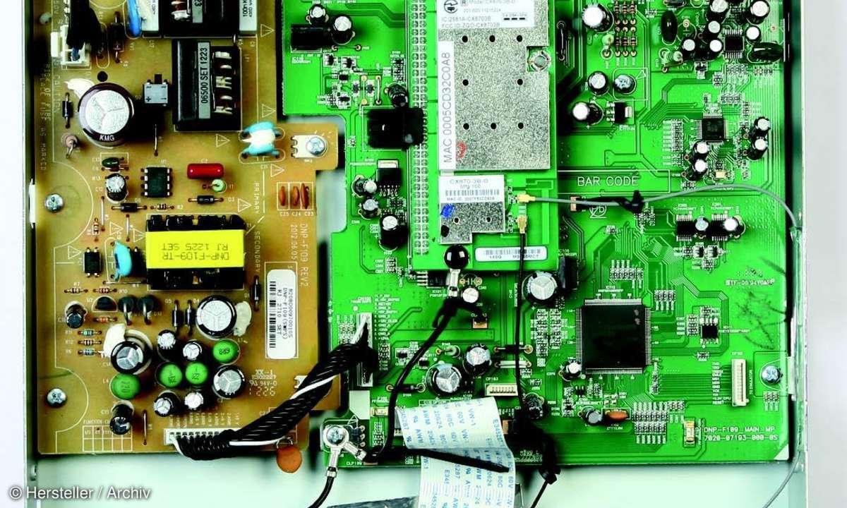 Denon: High-Tech kompakt