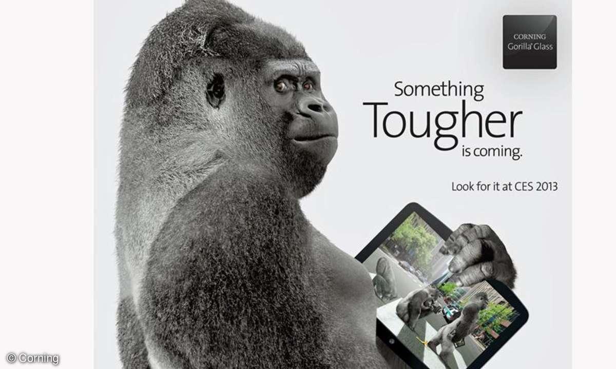 Corning Gorilla Glass 3, Gorilla Glass