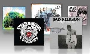 Neue Alben im Januar
