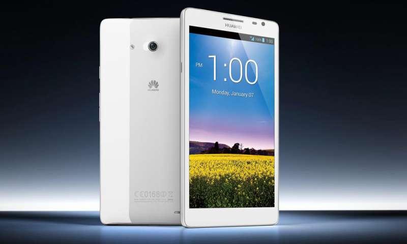 Huawei Ascend Mate: 6-Zoll-Smartphone