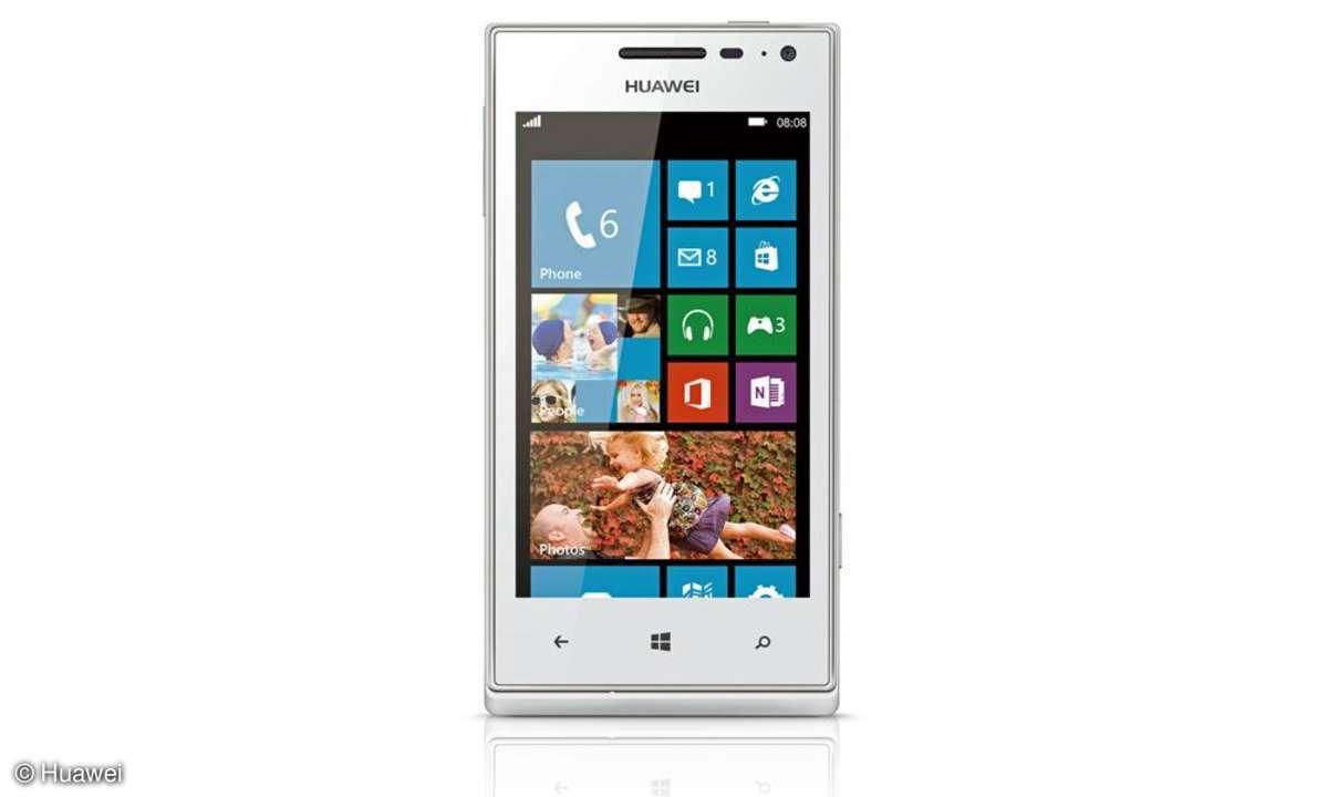 Huawei Ascend W1, Windows Phone 8