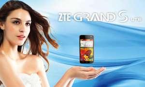 ZTE Grand S, 5 Zoll Smartphone