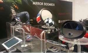 Mirror Boombox