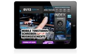 "Sennheiser App ""Blue Stage"""