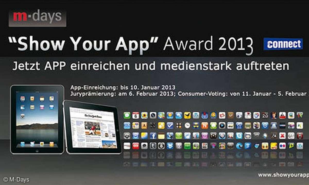 Show Your App Award